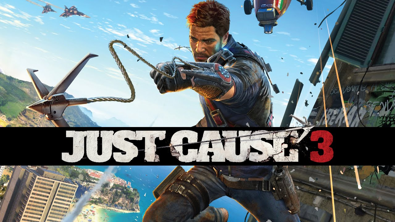 Preview: Just Cause 3