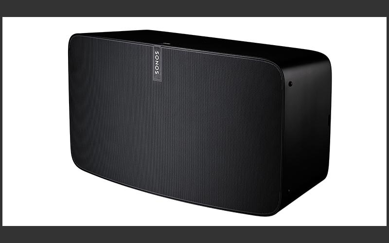The new Sonos Play 5 is back with a bang!