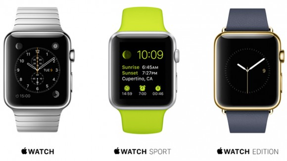 Apple Watch Versions