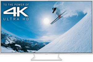 Viera 4K Ultra HD TV