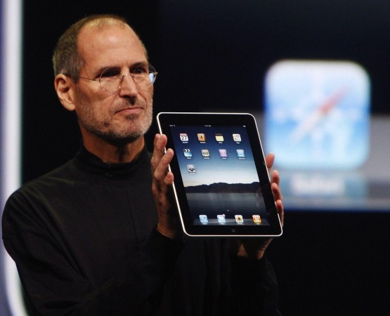 Steve Jobs - Original iPad