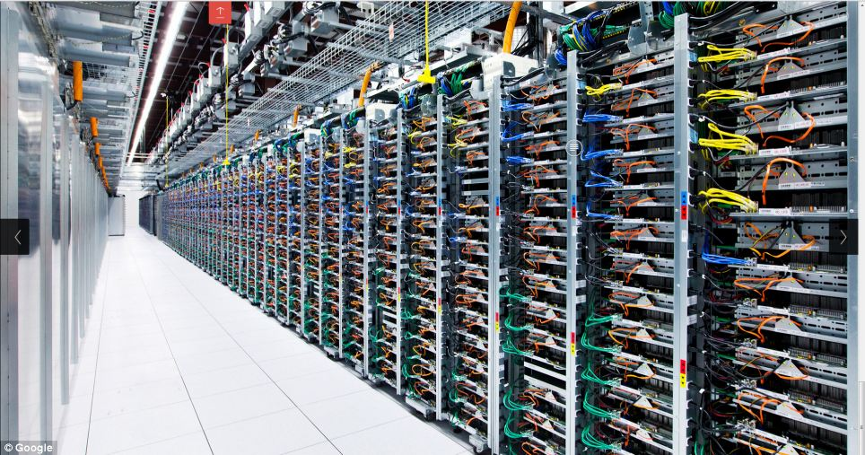 Google's Servers Crash