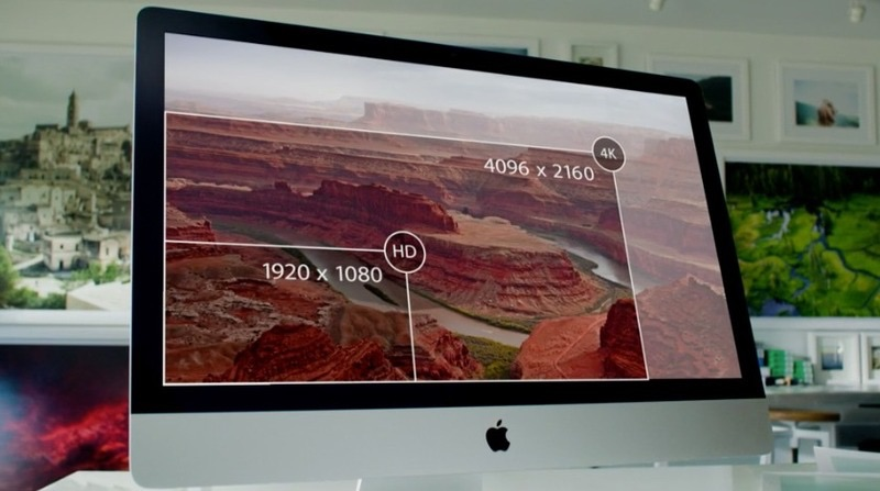 Retina 5K Resolution Imac