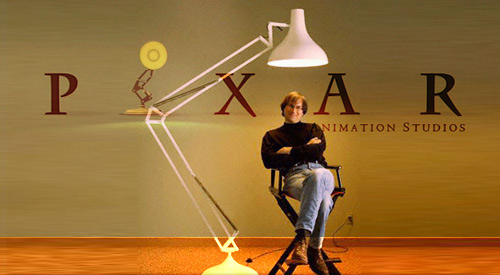 Steve Jobs at Pixar
