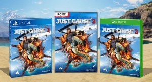 Just Clause 3 - Xbox One - PS4 - PC
