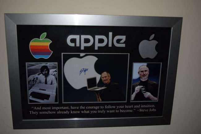 Steve Jobs Original Signature